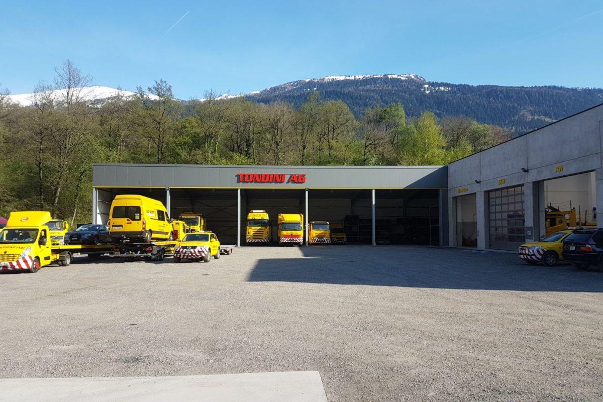 Autoservice Tondini - Domat Ems (Svizzera)